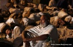 Muslims on the Hajj pilgrimage take a rest in Mina near Mecca, Saudi Arabia on November 15, 2010. (REUTERS/ Fahad Shadeed) #